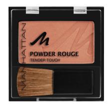Manhattan Powder Rouge Tender Touch Blusher Golden Brown 39w