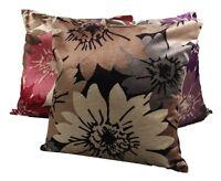 """Diva Velvet Cushion Cover, 18"""" x 18""""/45 x 45 cms, Designer Scatter Cushions"""
