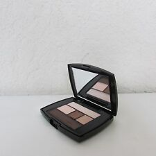 Lancome Color Design All-In-One 5 Shadow&Liner Palette 109 French Nude Travel Sz