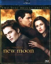 NEW MOON - THE TWILIGHT SAGA (EDIZIONE DELUXE 2 BLU-RAY) ITALIANO, NUOVO