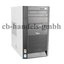 FUJITSU SIEMENS ESPRIMO P5925 INTEL 2-CORE E8400 3.0 GHZ 4GB RAM 160GB DVD WIN10