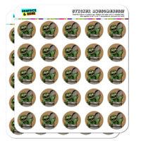 Sesame Street Vintage Oscar the Grouch Planner Calendar Scrapbooking Stickers