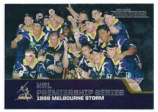 2013 NRL Traders Premiership Series (P2/13) 1999 Melbourne Storm