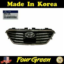 Grille Radiator Front for Hyundai Sonata 2015-2017 Smart Cruise
