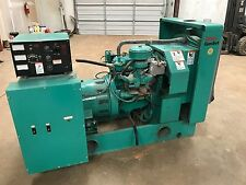 ONAN GENERATOR TECHSTAR 35G #35SJBL  S/N I910421458 Standby Only LOW 278 hours