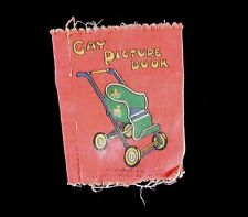 Dean's Rag Book Co GAY PICTURE BOOK No B367 Childrens Collectible