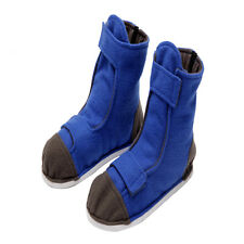 New Dragon Ball Z GoKu Cosplay Costume Cosplay Shoes Blue Cosy Boots Hand-made