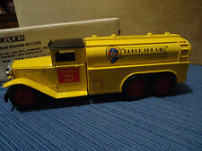 Big Oil Co. Check The Oil! 1930 Diamond T Tanker Truck Ertl Stock# 9111Uo