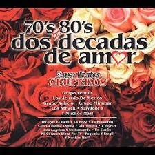 70's y 80's Dos Decadas de Amor, Various Artists, Good Box set