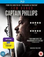 Capitano Phillips Blu-Ray Nuovo (SBR68928UV)