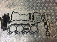 FITS NISSAN NAVARA D22 2.5 DIESEL  HEAD GASKET SET & BOLTS   OE QUALITY