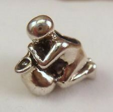Genuine Sterling Silver TROLLBEADS AQUARIUS (Horoscope Bead)  New