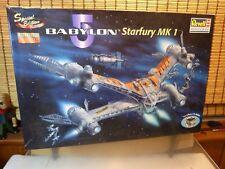 Starfury Mk 1 Special Edition Model Kit Misb Babylon 5 Revell Monogram B5 Five