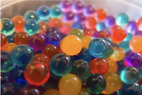 15000 Orbeez Water Aqua Soil Crystal Bio Gel Balls Beads Decoration Vase UK POST