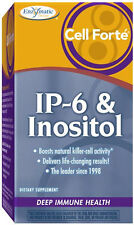 Cell Fortè IP-6 & Inositol - 240 Veg Capsules - Enzymatic Therapy