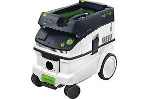 Festool Ctl 26 Und 574947 Vacum Cleaner Dust Extractor Autoclean Cleantec