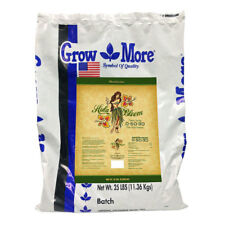 Grow More Hula Bloom 0-50-30 Soluble Concentrated Plant Fertilizer, 25 Pounds