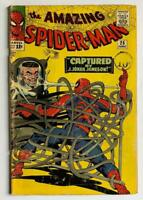 Amazing Spider-man #25 KEY 1st appearance Mary Jane cameo (Marvel 1965) GD+ 2.5