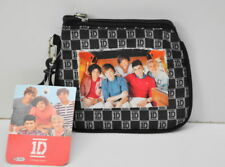 One Direction Coin Purse ID Clip On Holder Harry Liam Louis Niall and Zayn New