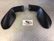 Espejos color principal negro para motos Aprilia