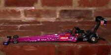 Collectible Pink She4Life Edition Terry McMillen Top Fuel Die-cast NHRA Dragster