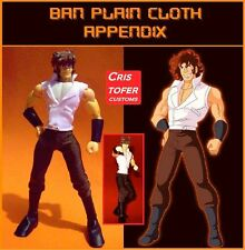 BAN LIONNET PLAIN CLOTH APPENDIX, SAINT SEIYA MYTH CLOTH LIONET LEO MINOR CASUAL
