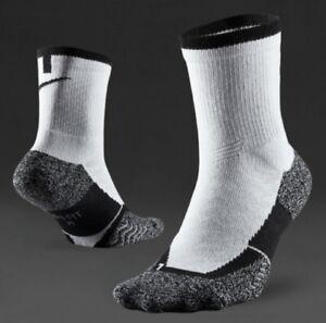 Nike Elite Cushioned Crew Socks Unisex UK 2-5 SX4935 110