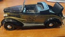 1937 Chevy Tanya Tucker Diecast Car, Coin Bank by Liberty Classics, Chevrolet