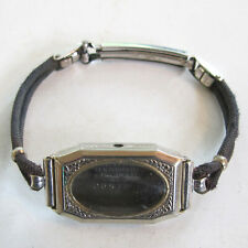 GRUEN Rectangular Art Deco WRIST WATCH CASE