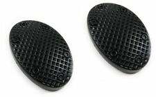 2x MINI GENUINE MINI R50 R52 R53 R55 R56 RUBBER BRAKE CLUTCH PEDAL COVER BLACK