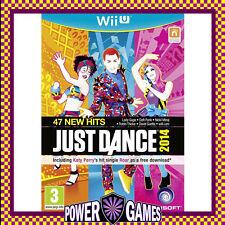 Just Dance 2014 Wii U (Nintendo WiiU) Brand New
