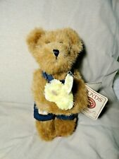 Boyd's #9175-22 Edmund Bailey & Friends Series Plush Bear Brand New - has stand