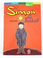 Joseph Joffo - Simon et l'enfant - Roman historique - livre de poche französisch