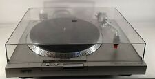 Sony PS-T15 Turntable Direct Drive Record LP 45s Deck Strobe Pitch Light