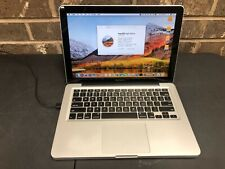 "New listing Apple MacBook Pro MD101LL/A (2012) 13"" i5 2.50GHz 8GB RAM 1TB HDD Catalina"