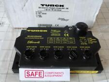 Turck Industrial Ethernet Switch SE-84X-E524/A0 5-Port 10/100 Mbps U7960 24V U35