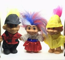 Troll Dolls Set Of 3