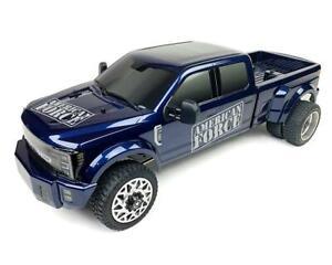 CEN Ford F450 SD 1/10 RTR Custom Truck (Galaxy Blue) [CEG8980]