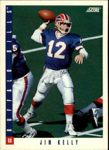 A111- 1993 Score Football Cards 251-440 +Inserts -You Pick- 10+ FREE US SHIP