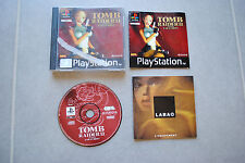 Jeu TOMB RAIDER II 2 (Complet) sur Playstation 1 PS1 (one) REMIS A NEUF