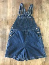 Carter's Carters Watch The Wear Womens M Shortalls Overalls shorts Jumper Denim