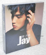 Jay Chou Album Jay 2000 Taiwan CD+DVD