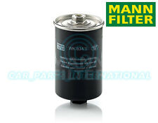 Mann Hummel OE Quality Replacement Fuel Filter WK 834/1