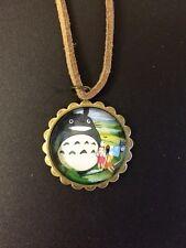 My neighbour Totoro ghibli Studio japan Anime Necklace Christmas Gift Cosplay