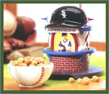 Dept 56 CIC CHICAGO WHITE SOX REFRESHMENTS STAND BOWL
