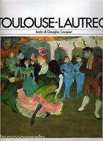 Arte, pittura - HENRI DE TOULOUSE LAUTREC - COOPER DOUGLAS - GARZANTI 1990