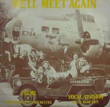 """Dennis King/Stutz Bear Cats(7"""" Vinyl)We'll Meet Again-Multi- Media Tape-VG+/VG+"""