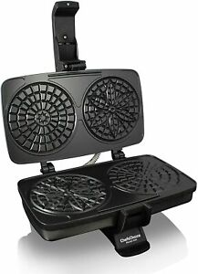 Chef's Choice PizzellePro Express Pizzelle Press- Model 834
