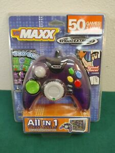 VS Maxx Video Extreme 50 Games All in 1 Retro Video Game System - Sealed
