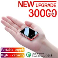 Mini Power Bank 20000mAh Fast Charger USB Charging Portable External Battery